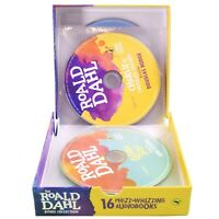 Phizz Whizzing 16 Audio CD Children Collection Gift Pack Box Set By  Roald Dahl