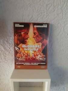 McQuade - Der Wolf - Chuck Norris - Mediabook A - Uncut - OVP