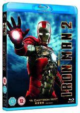 IRON MAN PART 2 Blu-Ray MARVEL ORIGINAL Sam Rockwell, Gwyneth NEW & SEALED UK