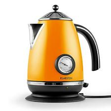 CORDLESS FAST BOILING ELECTRIC WATER KETTLE 2200W 1.7L STAINLESS STEEL HOT POT
