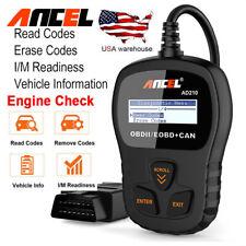 Automotive OBD2 Scanner OBD Code Reader Car Check Engine Fault Diagnostic Tool