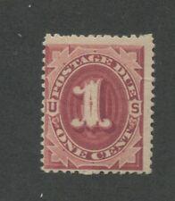 1891 US Postage Due Stamp #J22 Mint Never Hinged Fine