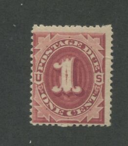 1891 Due Stamp #J22 Mint Never Hinged Fine