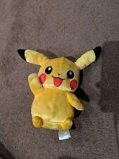 TOMY Pikachu Pokemon Plush Toy Plushie - kids merchandise merch fun play game