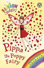 Rainbow Magic Pippa the Poppy Fairy by Daisy Meadows (Paperback, 2007)