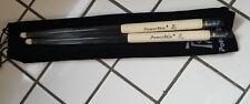 Powerstix PSX Drum Sticks Clear.