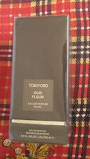 TOM FORD OUD FLEUR Eau De Parfum Vaporisateur Spray 3.4 oz 100 ml factory sealed