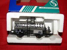 WAGON CITERNE MILLET SNCF SACHSENMODELLE  HO TRAIN ELECTRIQUE NEUF BOITE 76385