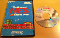 THE GREATEST NES GAMES EVER NINTENDO for PC COMPLETE WITH FREE P&P