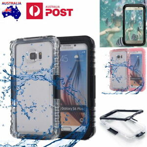 Waterproof Shockproof Heavy Duty Tough Case Cover For Samsung Galaxy S6 S7 Edge