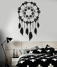 Vinyl Wall Decal Dreamcatcher Gears Geek Bedroom Decor Stickers (ig4780)