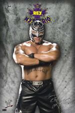 "Wwe Rey Mysterio Poster ""Pose"" Licensed ""Brand New"""