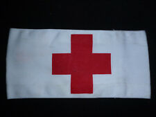 ARMLET RED CROSS MEMBERS OF MEDICAL UNITS