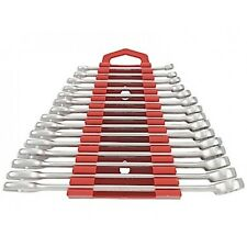TENG TOOLS  6512MMA 20mm - 32mm SPANNER WRENCH SET IN HOLDER