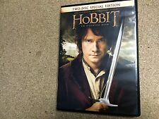 * NEW DVD Film * THE HOBBIT - AN UNEXPECTED JOURNEY 2 Disc DVD Movie * SCA Pack