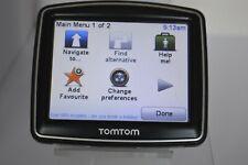 TomTom One - SCANDANAVIA MAPS Gps Satellite Navigation system