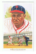 Buck Leonard Perez Steele Postcard