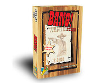 Bang! Wild West Family Card Game 4th Edition Davinci Games Base Core DVG 9100