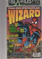 Wizard Magazine Comics # 53 collectable magazine buy 10 get 1 free