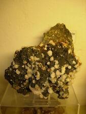 dolomite pyrite rhodocrosite calcite reduced