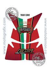 Ducati Multistrada 620 1000 1100 04 -09 Motografix Motorcycle Tank Pad Protector