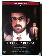 Dvd Il Portaborse di Daniele Luchetti con Nanni Moretti 1991 Usato noleggio
