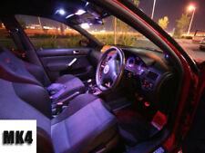 VW Jetta MK4 Interior LED Kit White HID Xenon Accent (Cool White Modern 11pcs)