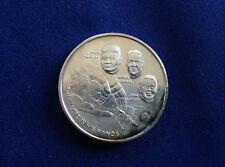 1970 Apollo 13 U.S.S. Iwo Jima Silver Art Medal P2711