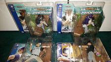 Diamondbacks MLB Mcfarlane LOT Luis Gonzalez Randy Johnson Curt Schilling Chase