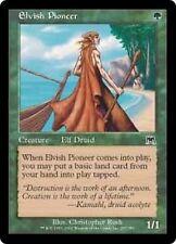 MTG Magic ONS - (4x) Elvish Pioneer/Pionnier elfe, English/VO