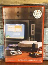 Super Mario History 1985 - 2010 (Soundtrack CD 2010) 25th Anniversary Release