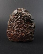 Rare West Australian Limonite after Pyrite pseudomorph mineral specimen