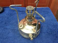 Vintage Brass Paraffin Camp Stove - Hipolito - No 0 - Portugal