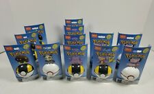 Mega Construx Pokemon Series 10 - Lot of 12, Includes Duplicates - New, Unopened