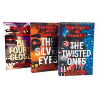 Five Nights At Freddy's 3 Books Collection Scott Cawthorn & Kira Breed Wrisley
