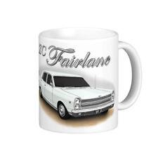 Ford ZC Fairlane 500 Quality 11oz Mug ( 7 Car Colours )