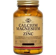 Calcium/Magnesium/Zinc Solgar 250 Tabs