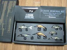 Megabass ito Z-CRANK MEMORIAL KIT Limited Z-CRANK XJ-100 DEEP-X SR-X Bait-X