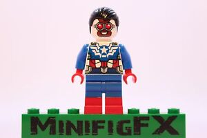 SAM WILSON Custom Minifig Marvel Superhero Falcon Captain America