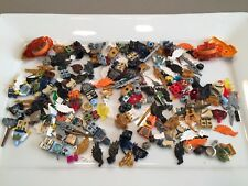 LEGO Minfigure Parts Lot 1/2 Pound All Chima Minifig Parts Masks Lot G429