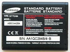 NEW GENUINE Samsung AB503442BA Battery Phone 800mAh SGH-A127 SGH-T509 SGH-T509s
