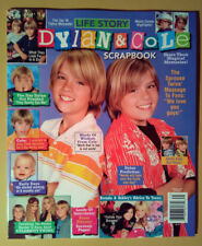 Magazine~ Life Story DYLAN & COLE SPROUSE Scrapbook ~Ashley Tisdale ~Brenda Song