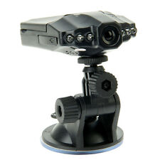 "2.5"" Car Vehicle Dash Dashboard Camera IR DVR Cam CCTV Night Vision HD Recorder"