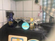 More details for 6 babysham glasses and babysham memrobelia