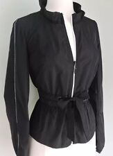 WHITE HOUSE BLACK MARKET SPORTY JACKET SIZE 8 NWT