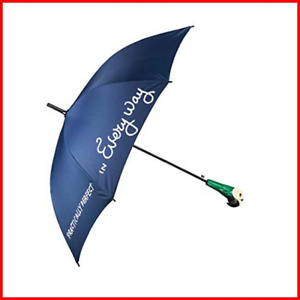 Disney's Mary Poppins Umbrella With The Iconic Parrot Handle   Full Size Perfect