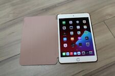 IPad Mini A2133 5th Generation 64GB Wi-Fi Gold with Magnetic Case