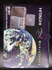 Hitach World Space. Kh-ws1 Digital Satellite Receiver