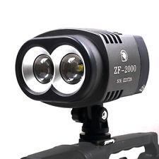 Pro ZF-2000 20W Led Video Light 3200K 4500K 5600K 2000LM For Photography
