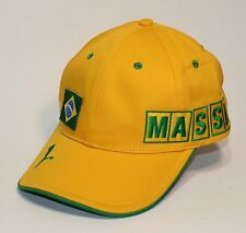 Puma Brazil Massa SF Cap Hat 760515 01 Spectra Yellow
